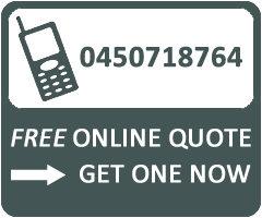 Call us on  0450 718 764 or Get a FREE quote online