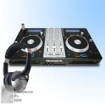 DJ Mixer for hire Cairns