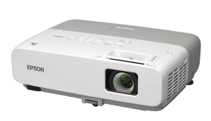 EPSON EB-85H Projector Hire Close-Up