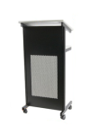 Lectern for hire Cairns Front View