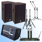Cairns Hire Yamaha PA System