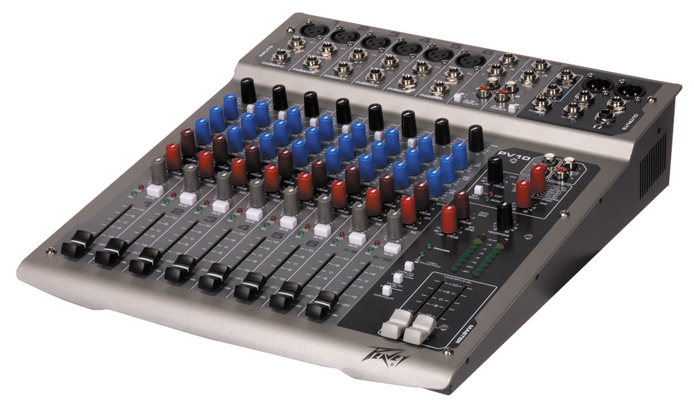 Peavey Mixing Desk for Hire