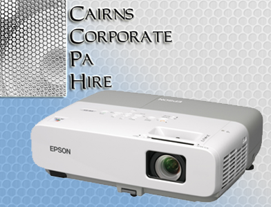 EPSON EB-85H Projector Hire Cairns