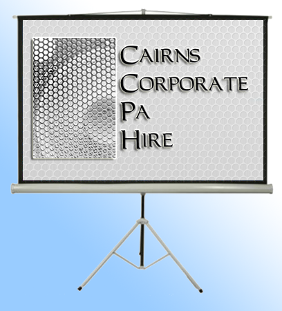 Projector Screen Hire Cairns