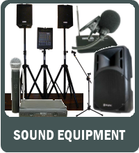 Cairns PA Hire and Sound Hire Equipment