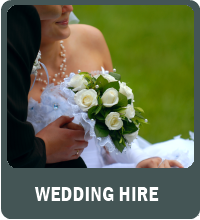 Cairns Wedding Hire